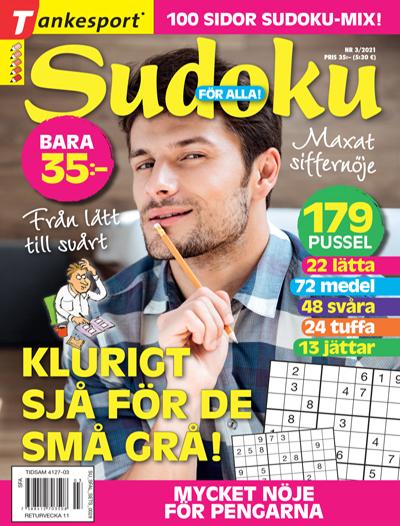 Cover for Sudoko för alla