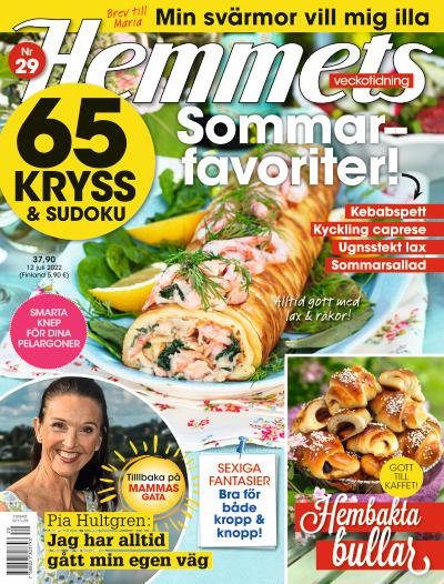 Cover for Hemmets Veckotidning