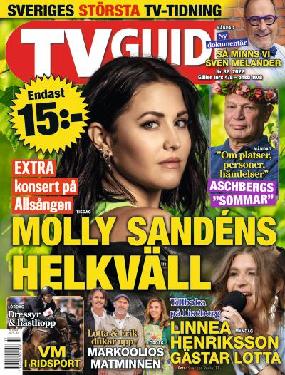 Cover for TV-Guiden
