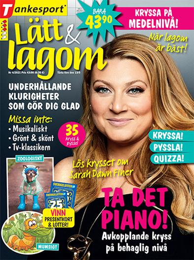 Cover for Lätt & Lagom