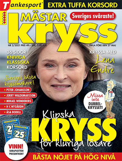 Cover for Mästarkryss