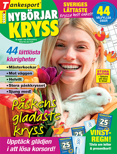 Cover for Nybörjarkryss