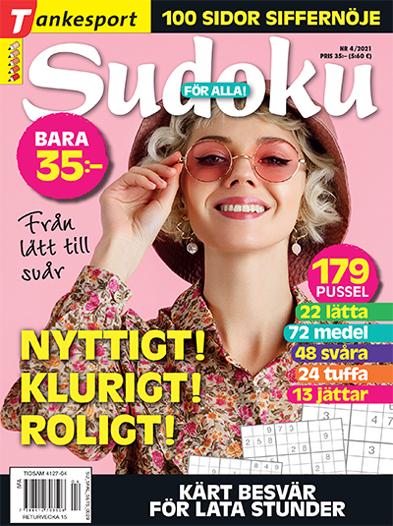 Cover for Sudoku för alla