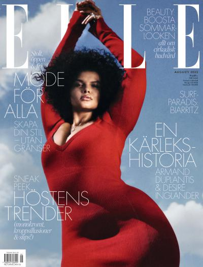 Cover for ELLE