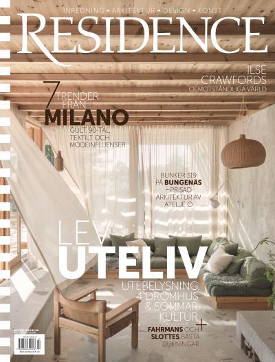 Cover for Residence