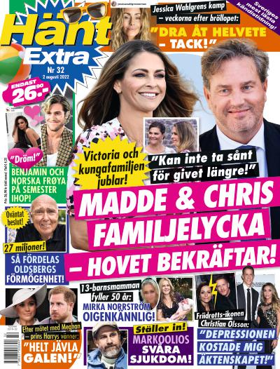 Cover for Hänt Extra