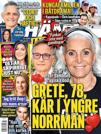 Cover for Hänt i veckan