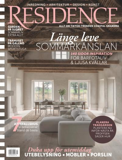 Cover for Residence