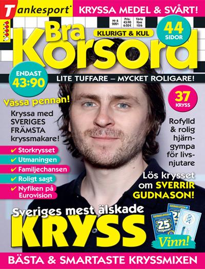 Cover for Bra Korsord