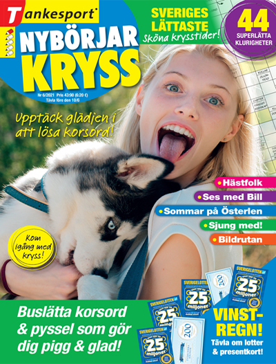 Cover for Nybörjarkryss