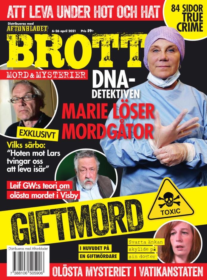 Cover for Brott, mord och mysterier