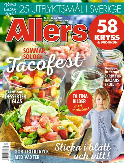 Cover for Allers