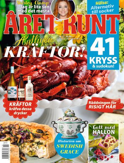 Cover for Året Runt