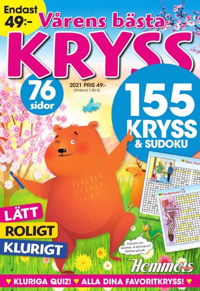 Cover for Vårens bästa kryss 2021