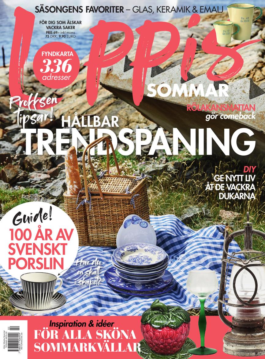 Cover for Loppissommar 2021
