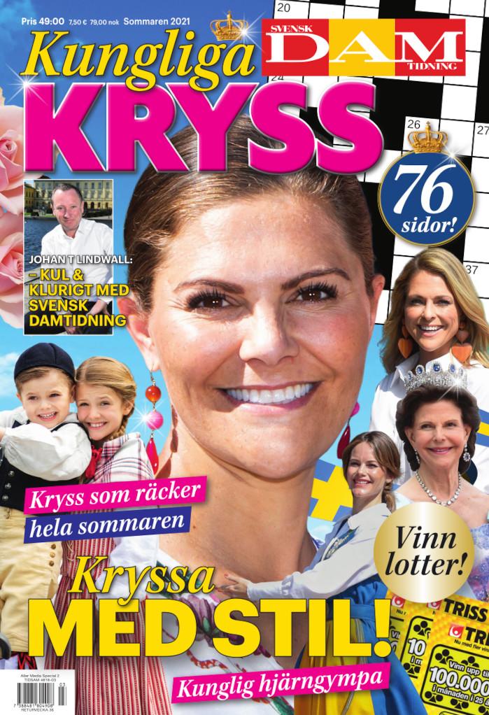 Cover for Kungliga kryss sommar 2021