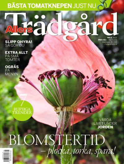 Cover for Allers Trädgård