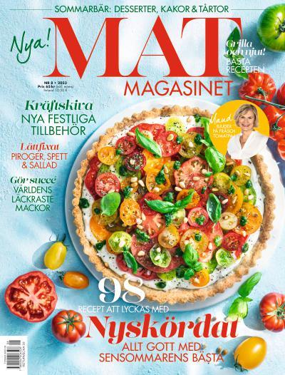 Cover for Matmagasinet