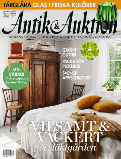 Cover for Antik & Auktion