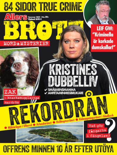 Brott, mord & mysterier cover