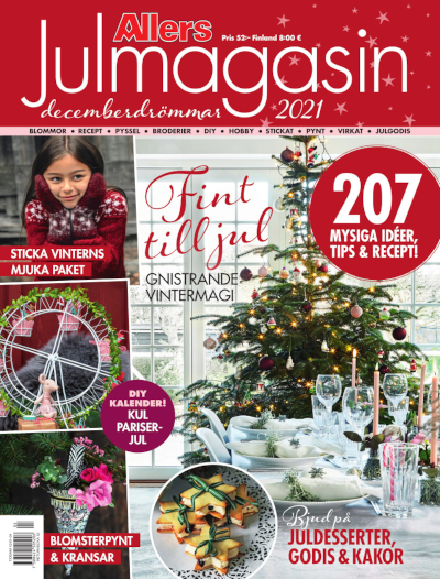 Allers Julmagasin cover