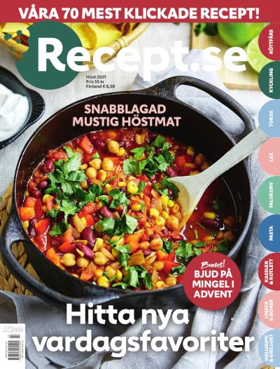 Recept.se cover